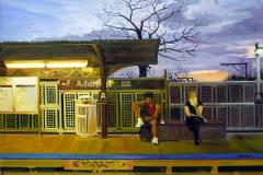 Addison El Station