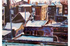 Ravenswood, Winter View